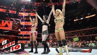 Top 10 Raw moments: WWE Top 10, November 20, 2017