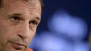 Le parole di Allegri prima di Juventus-Fiorentina - Allegri's pre-match Fiorentina conference
