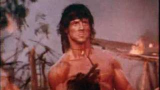 Rambo: First Blood Part II (Trailer 1985)