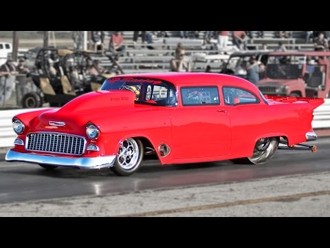 Street Outlaws KILLER - THE '55 2.0!