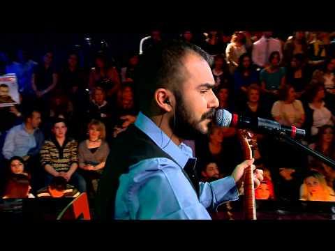 O Ses Türkiye Final - Mustafa Bozkurt 'Üflediler Söndüm'