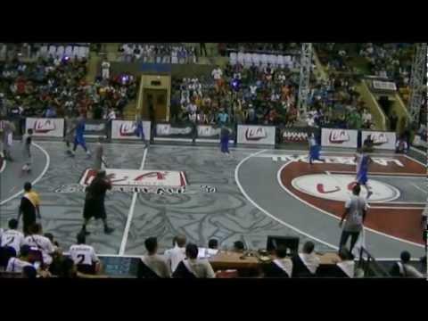 LA Lights Streetball Grand Final 2012 - AND1 Live vs Ball Up