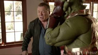 Star Trek- The Video Game Shatner vs. Gorn