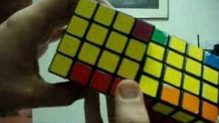 How To Solve A 4x4x4 Rubik's Cube Part 3 Parity Errors