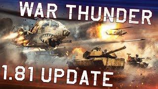 War Thunder - 1.81-es Frissítés: 'The Valkyries'