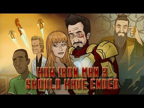 How Iron Man 3 Should Have Ended, Tony Stark returns to HISHE for How Iron Man 3 Should Have Ended. Thank you for watching! Give us a 'Like' if enjoyed it and please 'Subscribe' if you want u...