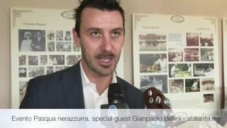 Evento Pasqua nerazzurra, special guest Gianpaolo Bellini