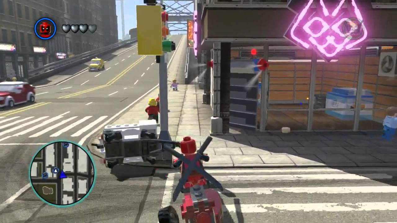 lego marvel super heroes the video game deadpool free