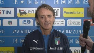 Esclusiva: intervista a Mancini su Italia-Portogallo