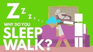 Why Do You Sleepwalk?