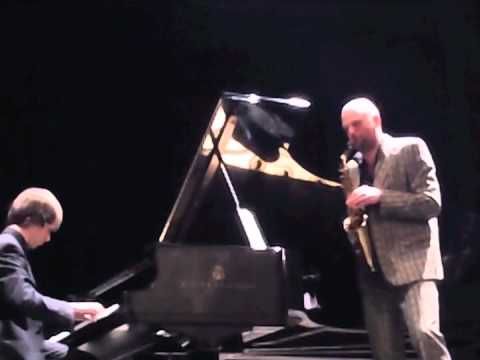 Ties Mellema/Pascal Meyer play an Improvisation