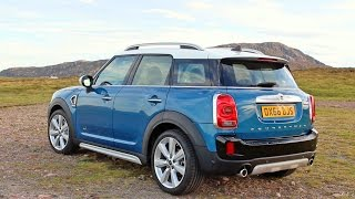 2017 Mini COUNTRYMAN Cooper S ALL4. YouCar Car Reviews.