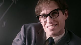 The Theory Of Everything Official Trailer (2014) Stephen