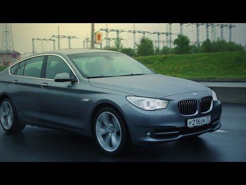 """""""AcademeG"""" видеообзоры от Константина Заруцкого. Тест-драйв BMW 5 GT"""