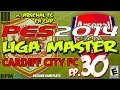 #30 | PES 2014 | Liga Master Cardiff City vs Arsenal FA CUP 4tos