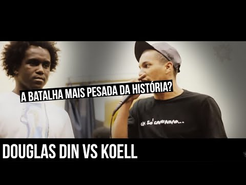 Douglas Din x Koell + Freestyle do Campeão | Batalha Central Especial