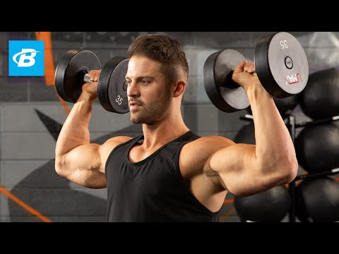 Total-Body Power and Endurance Workout | Mike Hildebrandt