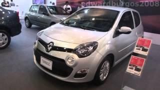 2014 Nuevo Renault Twingo 2014 Video Review