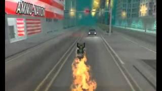 El Vengador Fantasma En GTA San Andreas!!