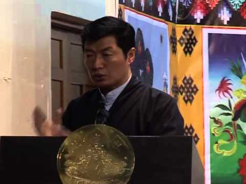 Sikyong Dr. Lobsang Sangay Addresses '6th Tibetan General Conference on Education'