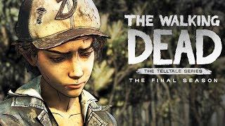 The Walking Dead: The Final Season - E3 2018 Teaser Trailer