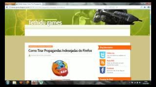 Como Tirar Propagandas Indesejadas Do Firefox [fethidu