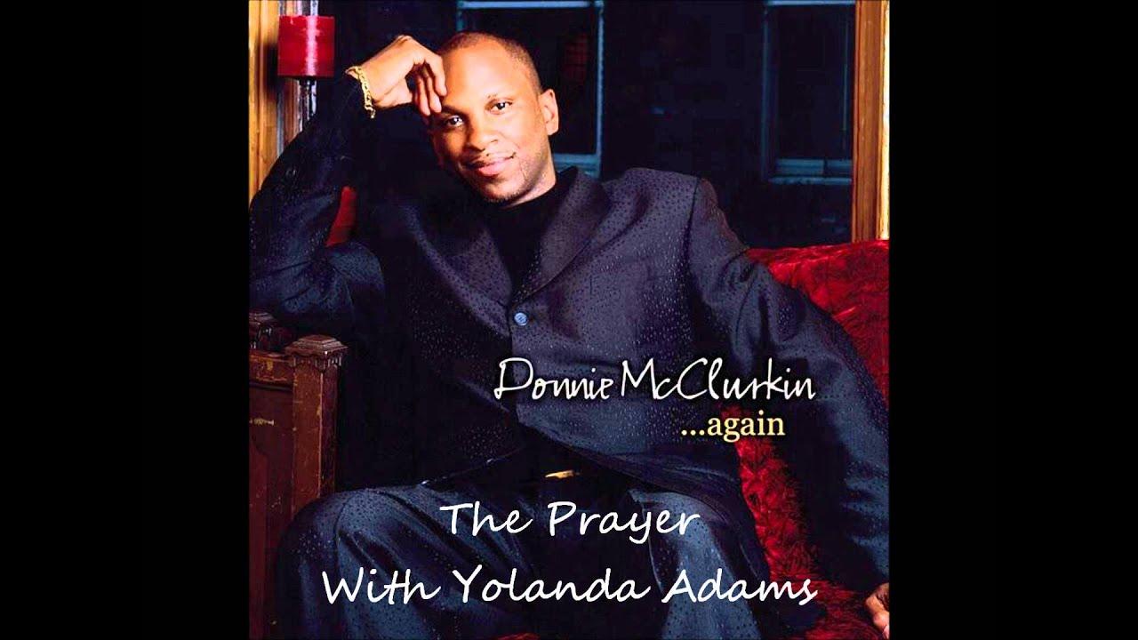 Yolanda adams dating donnie mcclurkin