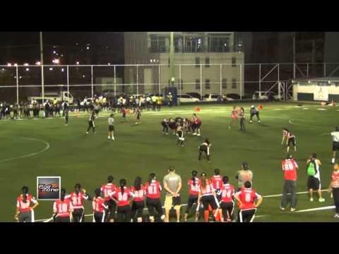 BLACK HAWKS VS FALCONS SEMANA 4