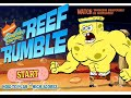Hq Spongebob Squarepants Reef Rumble Game Full Game 2014