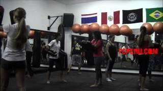 Clases de Muay Thai (Boxeo Tailandés) exclusivo para mujeres