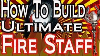 """Black Ops 2 Origins"" How To Build ULTIMATE Fire Staff"