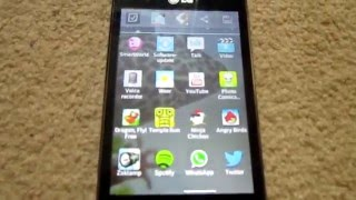 Screenshot LG Optimus L5