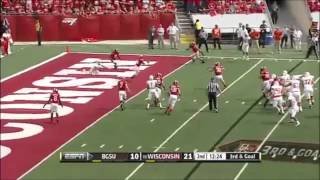 Wisconsin Badgers 2014 Season Highlights