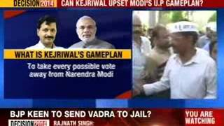 Arvind Kejriwal to file his nomination in Varanasi today