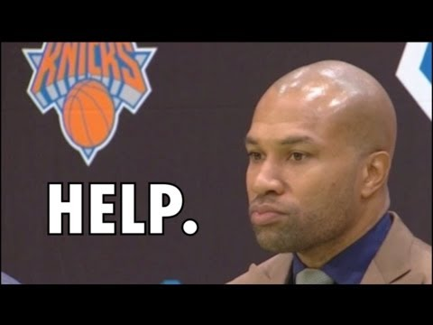 Derek Fisher is the Knicks New Coach! Good Move?!
