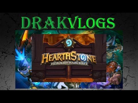 Drak VLOGS: Blizzcon 2016 - Hearthstone!