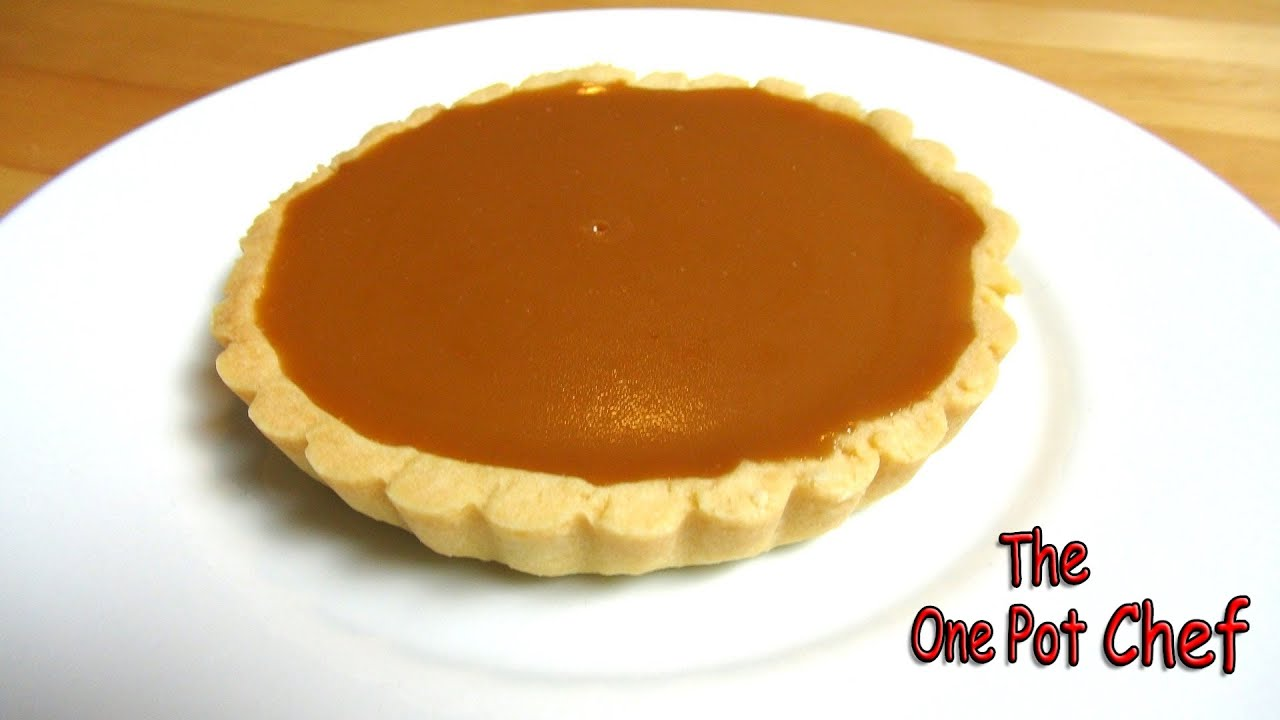 Caramel Tarts - RECIPE - YouTube