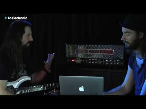 John Petrucci uses his