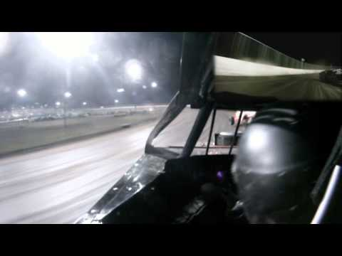 Mike Harrison In Car | Tri-City Speedway | 6-15-12