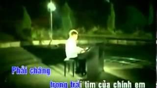 Vì Sao Thế - Phạm Khánh Hưng - Karaoke