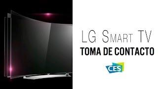 LG apuesta por el 4K, paneles OLED y webOS 2.0