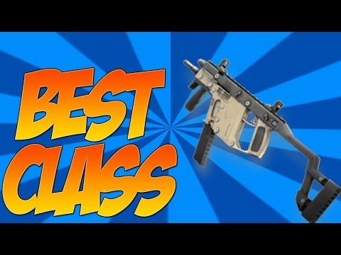 The Best Competitive Weapon The LASER Vector ( Best Class Setup )