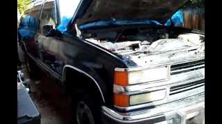 How To Remove An Oil Pan 93 K1500 4x4