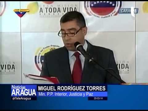 Rodríguez Torres aseguró la integridad de Scarano y Ceballos 20-03-2014