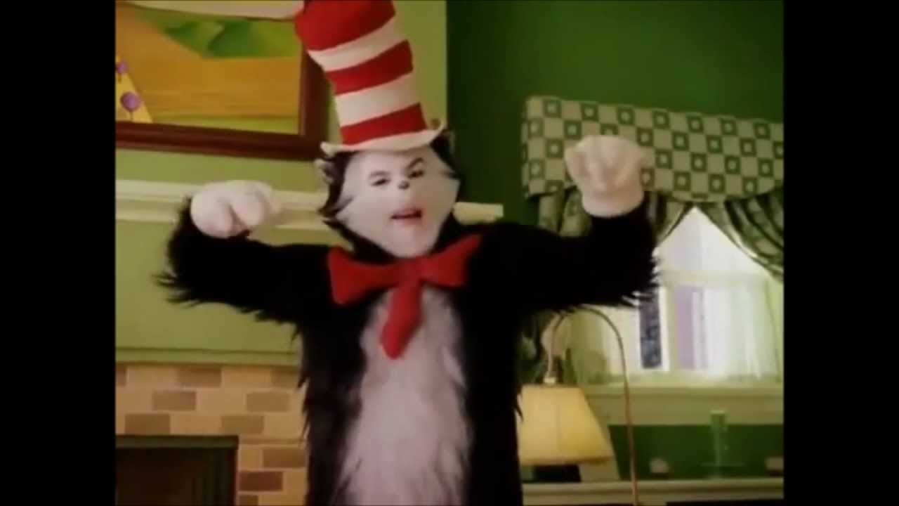 The Cat And The Hat Actor