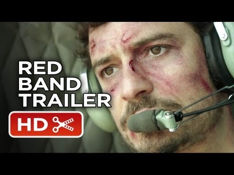 Zulu Official Red Band Trailer (2013) - Forrest Whitaker Movie HD