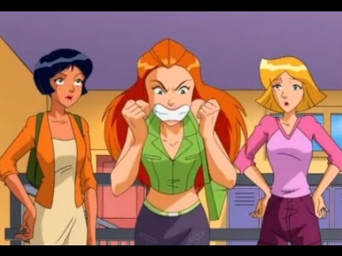 Totally spies sam 39 s spelling bee youtube - Clover totally spies ...