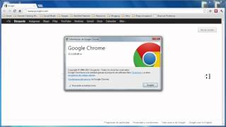 Como Actualizar Google Chrome