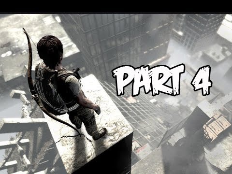 I Am Alive Walkthrough - Part 4 The Mall Let's Play PS3 XBOX 360 (Gameplay / Commentary)