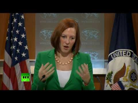 State Dept spokesperson grilled over